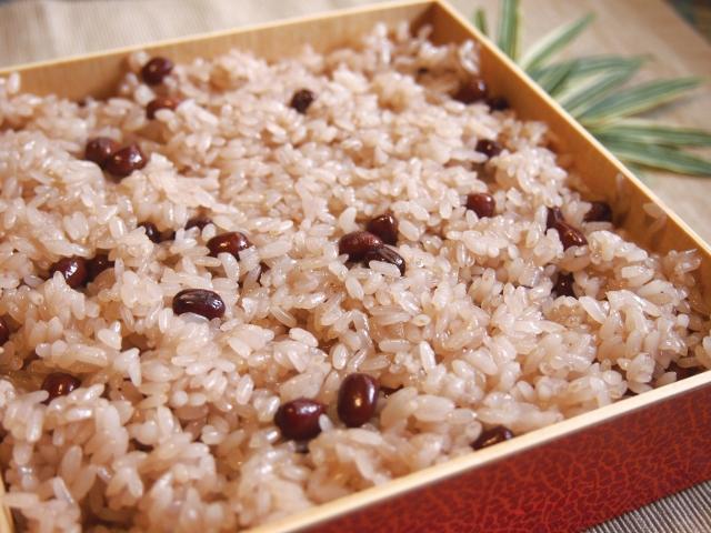 小豆の栄養を逃さない!赤飯の作り方を『林修の今でしょ!』で紹介!