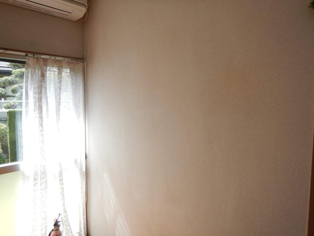 壁紙の汚れ掃除は100均で簡単にできる!ごっそり汚れが落ちました!