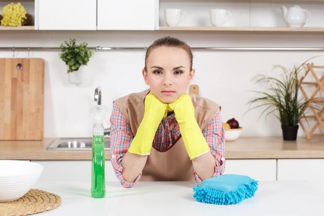 台所のカビ対策を4つ紹介!氷は水道水で作るとカビが入らない?