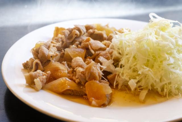 タケムラダイの電子レンジで生姜焼きレシピ!【教えてもらう前と後】