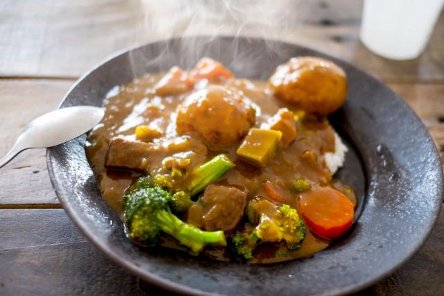 タケムラダイの電子レンジで作る夏野菜カレーレシピ!【教えてもらう前と後】