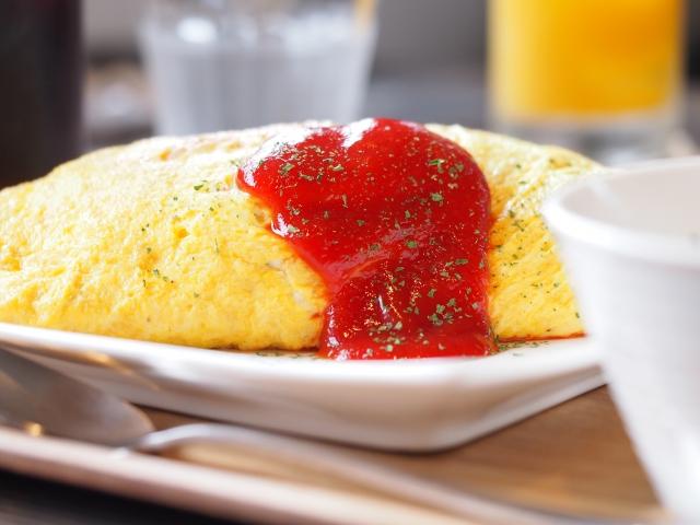 【ヒルナンデス】冷凍おにぎりを使ったオムライスの作り方・レシピとは?