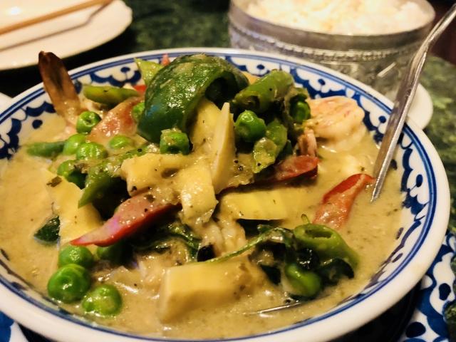 【ヒルナンデス】タイ風クリームカレーの作り方!家政婦マコさんの簡単海外レシピ!