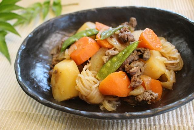 肉じゃがを簡単に美味しくする作り方!【ヒルナンデス】