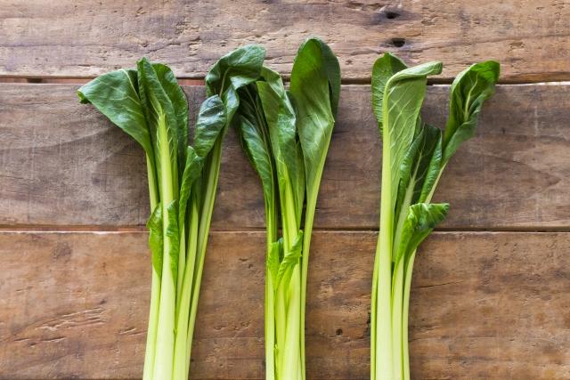 小松菜は冷凍すると簡単に栄養満点お浸しに!テレビで紹介されたレシピとは?