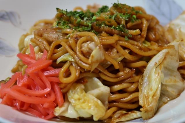 横山裕(ジャニーズ)のピリ辛焼きそばレシピ!【ヒルナンデス】