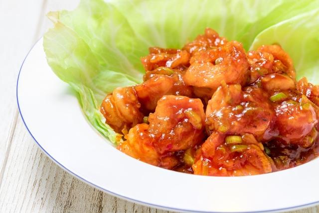 エビチリの作り方!海老とジャガイモを使ったレシピ!【ヒルナンデス】
