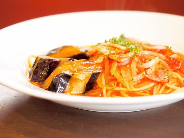 【ハナタカ】イタリアンの名店のトマトとナスのパスタの作り方・レシピ!