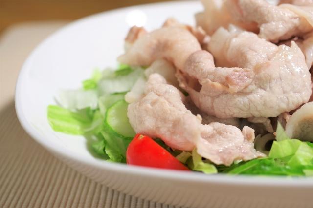 中華風冷しゃぶサラダの作り方!5分で出来るレシピ!【ヒルナンデス】