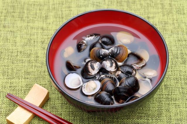 しじみ汁冷凍レシピを紹介!冷凍しじみで作ると栄養満点になる?