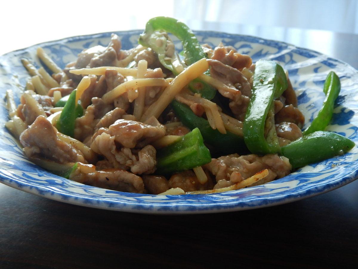 チンジャオロースの味付け黄金比はこれだ!超簡単レシピ(作り方)!