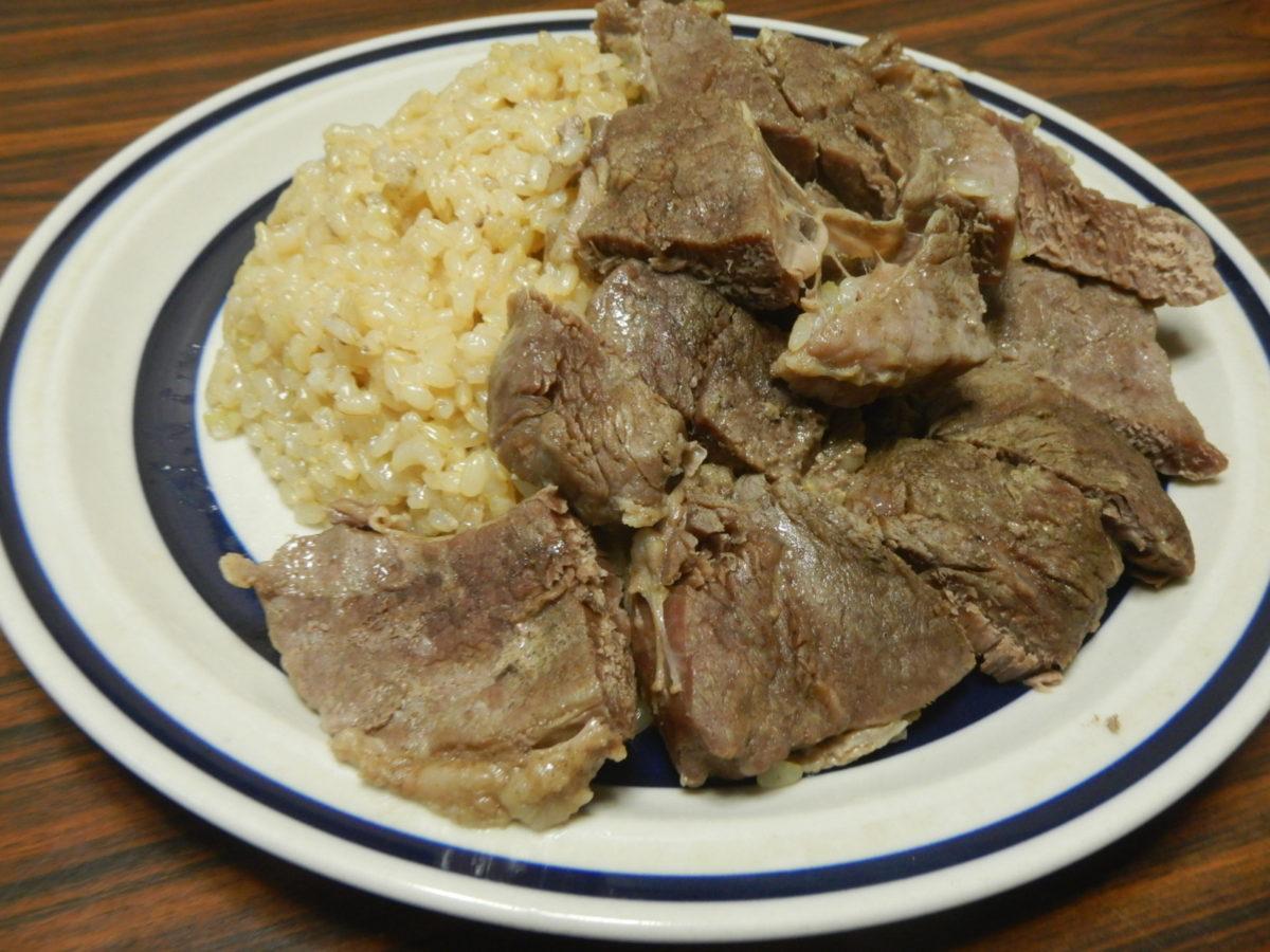 ステーキを炊飯器で?テレビで紹介されたレシピを真似て作ってみた!