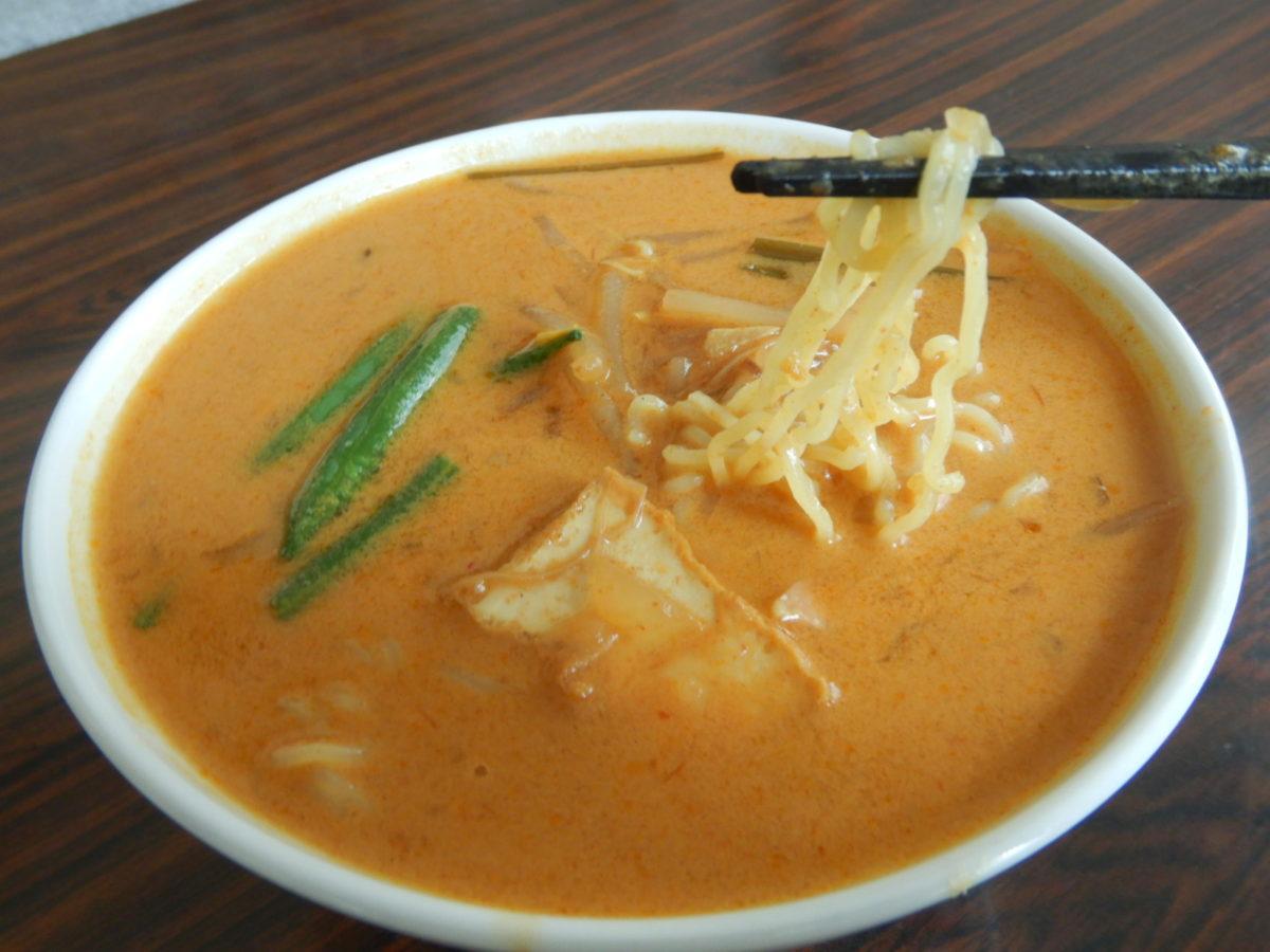 カリーミー(マレーシア料理)の再現レシピ!CurryMeeを日本にある食材で作ってみた!