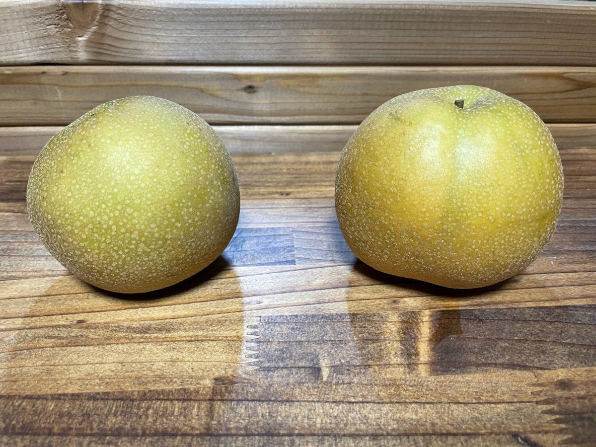 値段の違う梨を比較してみた!【豊水】どんな違いがあるの?